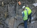 18th Century ship unearthed at WTC site