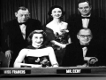 Betty White and Allen Ludden on Whats My Line
