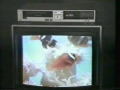 Sony Betamax Sharper Picture Commercial 1984