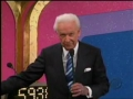 Bob Barker Final Price is Right