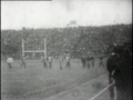 Oldest College Football Game on Film 1903