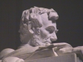 Lincoln Memorial - Robert E Lee Profile