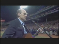James Taylor Sings Ntl Anthm at ALCS Game 2 2007