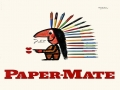 Leupin Paper-Mate Indian Chief