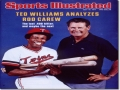 Ted Williams and Rod Carew