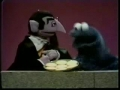The Count Meets Cookie Monster