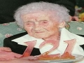 122-Year-Old Jeanne Calment - Oldest Person Ever