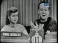 Debbie Reynolds on Whats My Line 1954