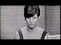 Barbra Streisand on Whats My Line 1965