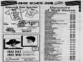 1988 River Roads Mall sale ad