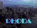 Rhoda - Opening Montage