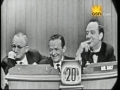 Dorsey Brothers on Whats My Line
