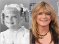Susan Olsen - Then and Now