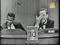 Sugar Ray Robinson on Whats My Line