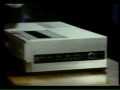 RCA 900 Convertible VCR TV commercial