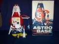 Ideal Toys Astro Base with Box 1960 Non Lighted Version