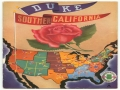 1939 Rose Bowl Program