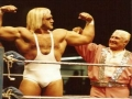 Hulk Hogan WWF Debut - 1979