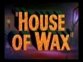 First 3D Movie House of Wax
