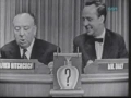 Alfred Hitchcock on Whats My Line