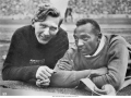 Luz Long Helps Jesse Owens