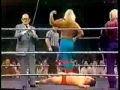 Hulk Hogan WWF Debut
