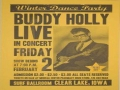 Buddy Holly Winter Dance