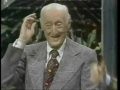 Burt Mustin on Tonight Show - 1974