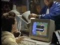 Commodore Amiga TV Ad with Celebrities