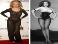 Julie Newmar- Then and Now
