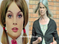 Super Model Jean Shrimpton Then and Now