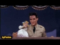 Elvis Sings to Puppet