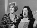 Carol Burnett and Mamma Cass