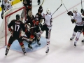 Andrew Shaw Disallowed Headbutt Goal