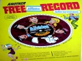 Honeycomb Cereal Archies Free Record