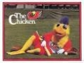 San Diego Chicken Attacked by Cincinnati Reds