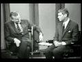 Bobby Kennedy interviewed by Jack Paar