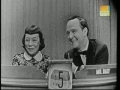 Imogene Coca on Whats My Line