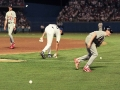 Ball Night Causes MLB Forfeit - 1995