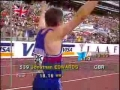 Jonathan Edwards World Record Triple Jumps
