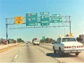Interstate 44 East at Exit 289 Jefferson Ave exit
