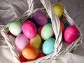 Easter Eggs Symbolize New Life