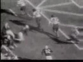 1954 Cotton Bowl Illegal Tackle