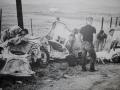 James Dean Car Wreck Photo