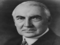 Curious Death of President Harding 1923