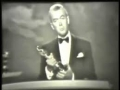 Jimmy Stewart Accepts Oscar for Gary Cooper