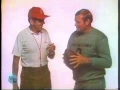 Edie Adams and Sonny Jurgensen George Allen Cigar Ad