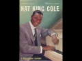 Nat King Cole - Love Letters Straight From Your Heart