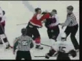 NHL Hockey Fight