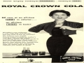 Creepy Ad for Reduced Calorie Royal  Crown Soda